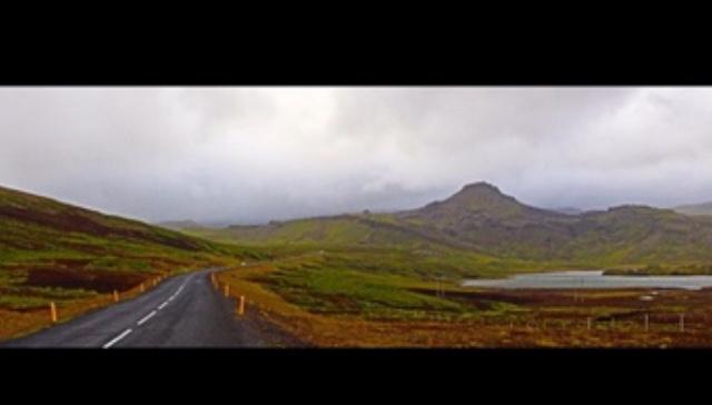 Road to Stykkisholmur